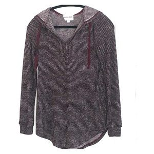 Olive + Oak hooded sweater
